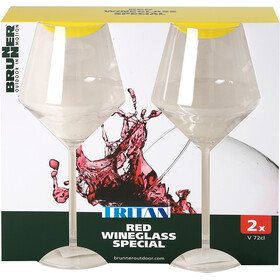 Brunner Riserva Red Wine Glass 2 Pieces